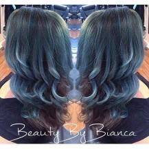 Blue Jean Color Melt